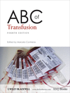 ABC of Transfusion (eBook)