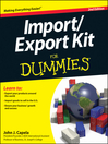 Import/Export Kit For Dummies (eBook)