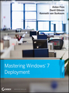 Mastering Windows 7 Deployment (eBook)
