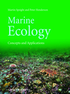 Marine Ecology (eBook): Concepts and Applications