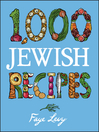 1,000 Jewish Recipes (eBook): 1,000 Recipes Series, Book 4