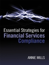 Essential Strategies for Financial Services Compliance (eBook)