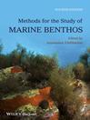 Methods for the Study of Marine Benthos (eBook)
