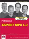 Professional ASP.NET MVC 1.0 (eBook)
