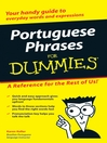 Portuguese Phrases For Dummies (eBook)