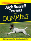 Jack Russell Terriers For Dummies (eBook)