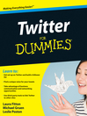 Twitter For Dummies (eBook)