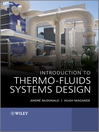 Introduction to Thermo-Fluids Systems Design (eBook)