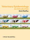 Veterinary Epidemiology (eBook): An Introduction