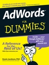 AdWords For Dummies (eBook)