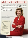 Communication Counts (eBook): Business Presentations for Busy People
