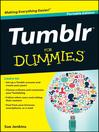 Tumblr For Dummies (eBook)