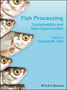 Fish Processing (eBook): Sustainability and New Opportunities