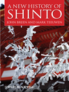 A New History of Shinto (eBook)