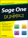 Sage One For Dummies (eBook)