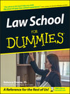 Law School For Dummies (eBook)