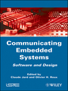 Communicating Embedded Systems (eBook): Software and Design