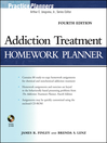 Addiction Treatment Homework Planner (eBook)