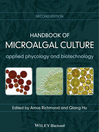 Handbook of Microalgal Culture (eBook): Applied Phycology and Biotechnology