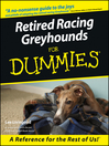 Retired Racing Greyhounds For Dummies (eBook)