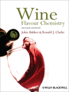 Wine (eBook): Flavour Chemistry