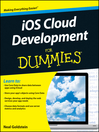 iOS Cloud Development For Dummies (eBook)