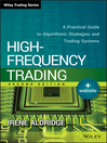 High-Frequency Trading (eBook): A Practical Guide to Algorithmic Strategies and Trading Systems