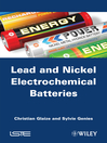 Lead-Nickel Electrochemical Batteries (eBook)