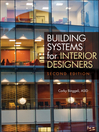 Building Systems for Interior Designers (eBook)