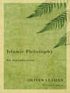 Islamic Philosophy (eBook)