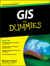 GIS For Dummies® (eBook)