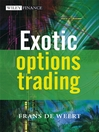 Exotic Options Trading (eBook)