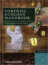 Forensic Ecology Handbook (eBook): From Crime Scene to Court