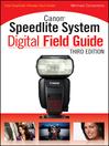 Canon Speedlite System Digital Field Guide (eBook)