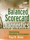 Balanced Scorecard Diagnostics (eBook): Maintaining Maximum Performance
