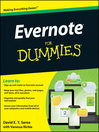 Evernote For Dummies (eBook)