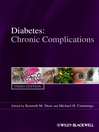 Diabetes Chronic Complications (eBook)