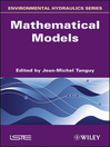 Environmental Hydraulics (eBook): Mathematical Models