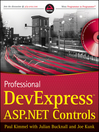 Professional DevExpress ASP.NET Controls (eBook)