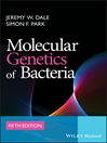Molecular Genetics of Bacteria (eBook)