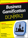 Business Gamification For Dummies (eBook)