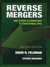 Reverse Mergers (eBook): And Other Alternatives to Traditional IPOs
