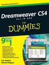 Dreamweaver CS4 All-in-One For Dummies® (eBook)