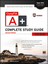 CompTIA A+ Complete Study Guide Authorized Courseware (eBook): Exams 220-801 and 220-802