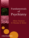 Fundamentals of Psychiatry  1 by Allan Tasman eBook