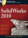 SolidWorks 2010 Bible (eBook)