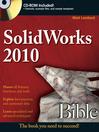 SolidWorks 2010 Bible (eBook)