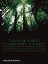 Tropical Forest Community Ecology (eBook)