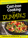 Cast Iron Cooking For Dummies (eBook)
