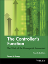 The Controller's Function (eBook): The Work of the Managerial Accountant